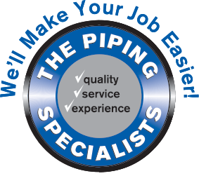 The Piping Specialists - UPG Decal