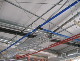 Maxair Compressed Air in Ceiling
