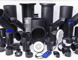 Stream HDPE Drainage Product
