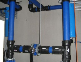 Maxair Compressed Air Filter Setup