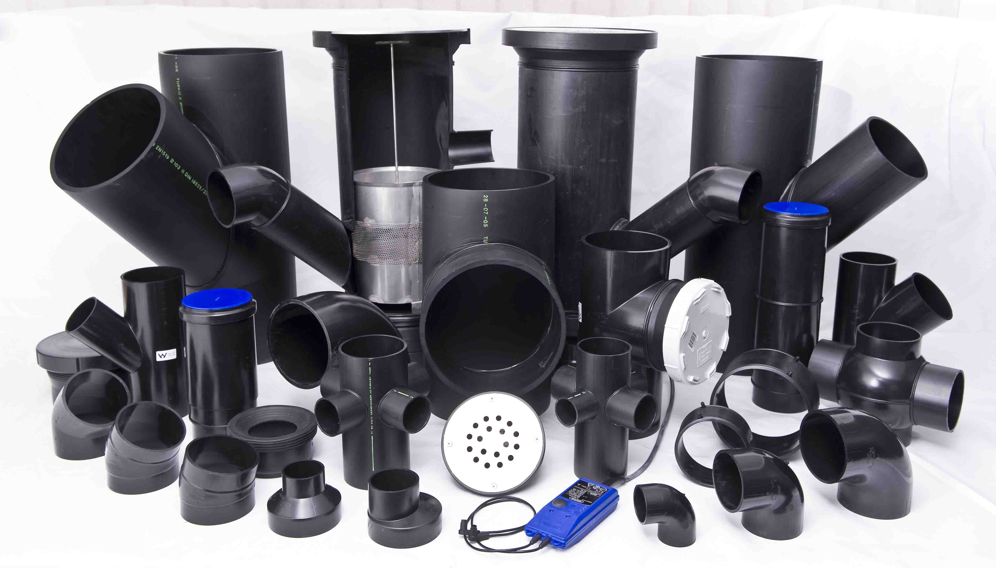 Hdpe Drainage System