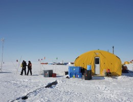 Insultherm in Antarctica