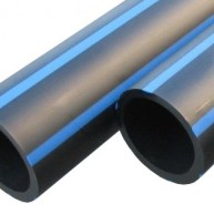 PE Blue Stripe Pipe